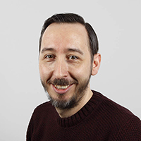 Head shot of Alan, Contact's founder & SEO specialist